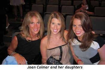 13 - Joan Colmar and her daughters