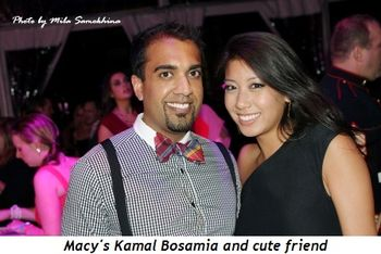 14 - Macy's Kamal Bosamia and cute friend