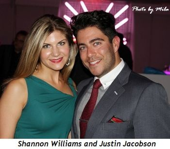 20 - Shannon Williams and Justin Jacobson