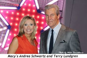 24 - Macy's Andrea Schwartz and Terry Lundgren