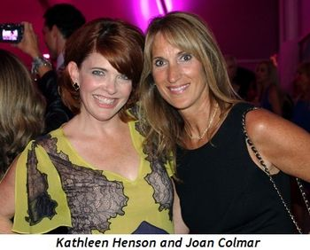 26 - Kathleen Henson and Joan Colmar