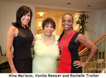 2 - Nina Mariano, Vonita Reescer and Rochelle Trotter
