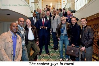 9 - The Coolest Guys in Town!