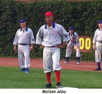 15 - Moises Alou