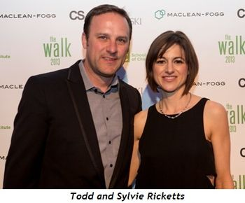 8 - Todd and Sylvie Ricketts