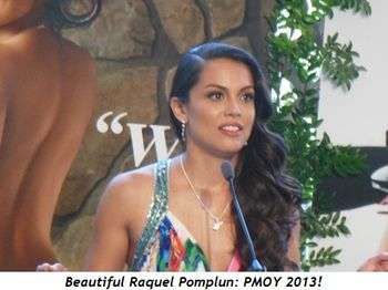1 - Beautiful Raquel Pomplun PMOY 2013