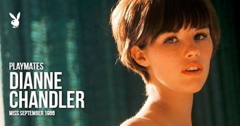 3 - Playmate Dianne Chandler