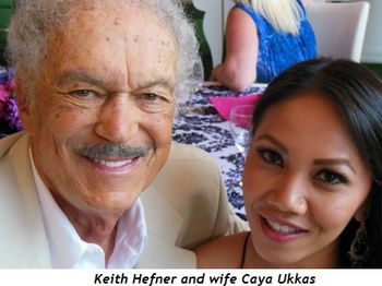 12 - Keith Hefner and wife Caya Ukkas