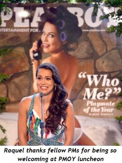 14 - Raquel thanks fellow PMs for being so welcoming at PMOY luncheon
