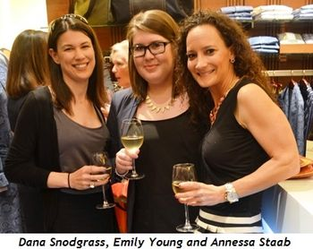 3 - Dana Snodgrass, Emily Young and Annessa Staab