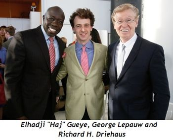 1 - Elhadji Haj Gueye, George Lepauw, Richard H. Driehaus