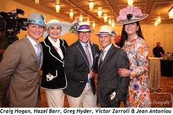 3 - Craig Hogan, Hazel Barr, Greg Hyder, Victor Zarroli, Jean Antoniou
