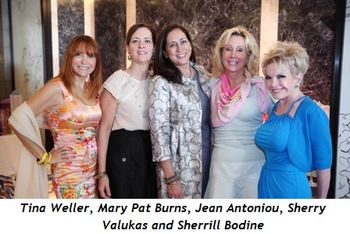 3 - Tina Weller, Mary Pat Burns, Jean Antoniou, Sherry Valukas, Sherrill Bodine