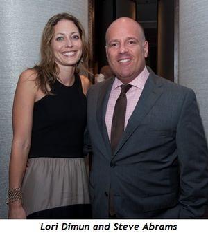 11 - Lori Dimun and Steve Abrams