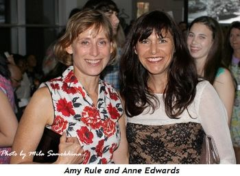 8 - Amy Rule and Anne Edwards