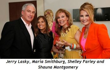12 - Jerry Lasky, Maria Smithburg, Shelley Farley and Shauna Montgomery