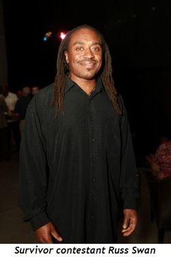 3 - Survivor contestant Russ Swan