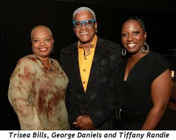 4 - Trisea Bills, George Daniels and Tiffany Randle