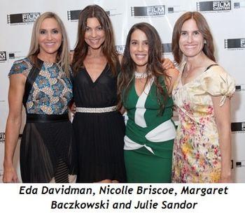 14 - Eda Davidman, Nicolle Briscoe, Margaret Baczkowski and Julie Sandor