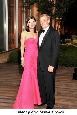 5 - Nancy and Steve Crown