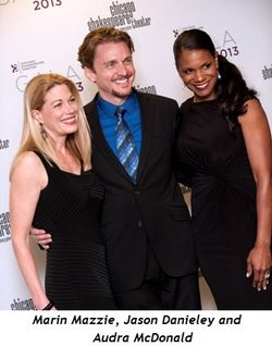 18 - Marin Mazzie, Jason Danieley and Audra McDonald
