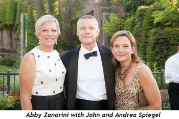 11 - Abby Zanarini, John and Andrea Spiegel