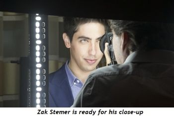 7 - Zak Stemer is ready for his close-up