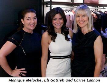 2 - Monique Meloche, Eli Gotlieb, Carrie Lannon