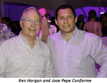15 - Ken Norgan and Jose Pepe Conforme