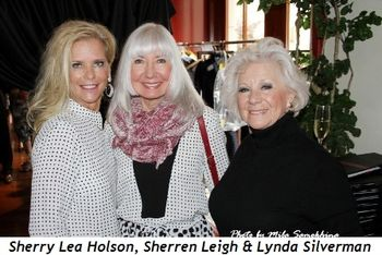 4 - Sherry Lea Holson, Sherren Leigh and Lynda Silverman