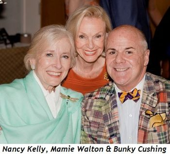 6 - Nancy Kelly, Mamie Walton and Bunky Cushing