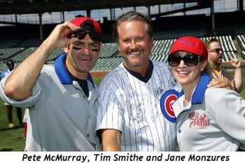 16 - Pete McMurray, Tim Smithe and Jane Monzures