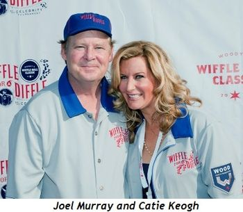 19 - Joel Murray and Catie Keogh