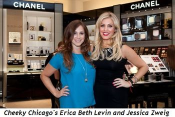 8 - Cheeky Chicago's Jessica Zweig and Erica Beth Levin