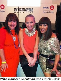 3 - With Maureen Schulman and Laurie Davis