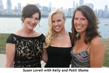 2 - Susan Lovell, Kelly and Patti Shuma