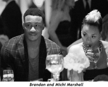 6 - Brandon and Michi Marshall