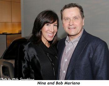 11 - Nina and Bob Mariano