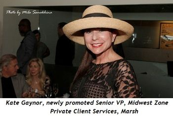 7 - Kate Gaynor, newly promoted Senior VP, Midwest Zone Private Client Services , Marsh