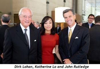 5 - Dirk Lohan, Katherine Lo and John Rutledge