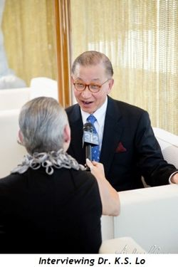 8 - Interviewing Dr. K.S. Lo