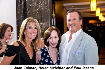 4 - Joan Colmar, Helen Melchior and Paul Iacono