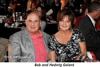 9 - Bob and Hedwig Golant