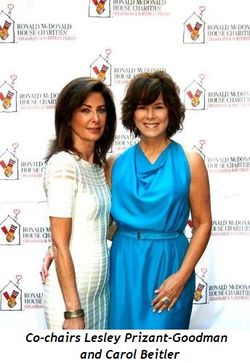 1 - Co-chairs Lesley Prizant-Goodman and Carol Beitler