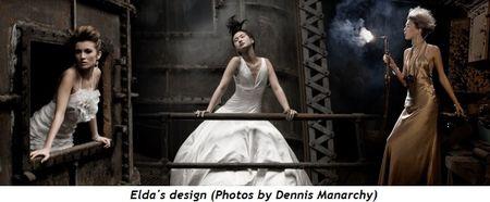 Elda's design photos by Dennis Manarchy