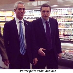 Power Pair Rahm and Bob