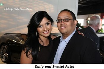 Dolly and Swetal Patel