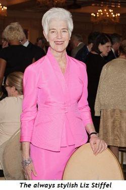 10 - Always stylish Liz Stiffel