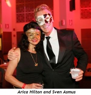 5 - Arica Hilton and Sven Asmus