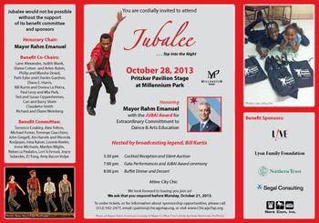 Jubalee Human Rhythm Project 10-28